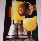 1986 Myer's Jamaican Rum Color Liquor Ad