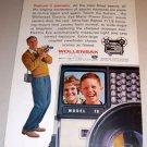 Wollensak Model 78 Power Zoom Movie Camera 1961 Color Print Ad