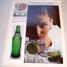 1965 Sprite Soda Mad Russian Drink Recipe Color Print Ad