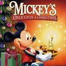 WALT DISNEYS[MICKEYS ONCE UPON A CHRISTMAS]