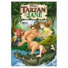 Walt Disney - Tarzan and Jane