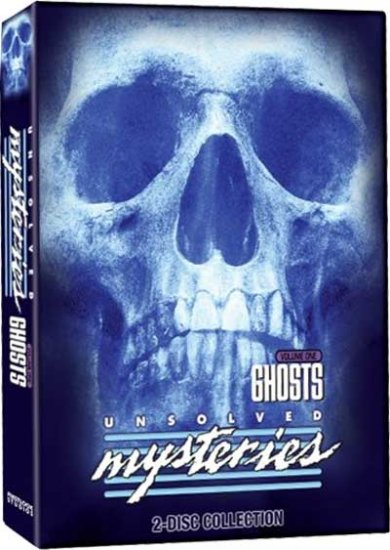 Unsolved Mysteries GHOSTS