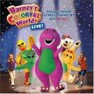 Barney's Colourful World,Live!