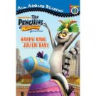 The Penguins Of Madagascar Happy King Julien Day 2010