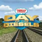 Thomas and Friends Day of the Diesels