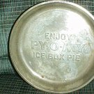 Py-O-My ice box pie tin