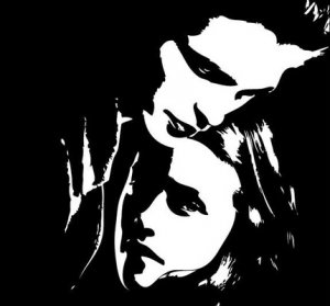 Twilight Edward And Bella Vinyl Silhouette Decal