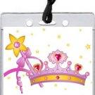 Princess Tiara VIP Pass Invitation