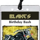 Motorcycle 2 VIP Pass Invitation
