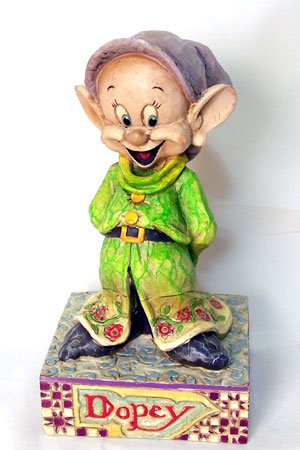 Jim Shore Disney Dopey