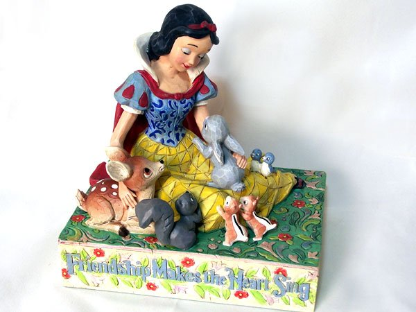 Jim Shore Disney Snow White