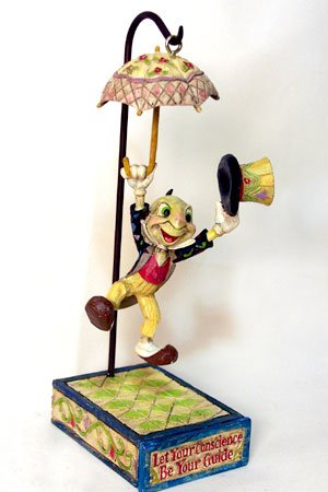 Jim Shore Disney Jiminy Cricket