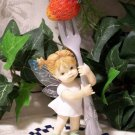 Kitchen Fairy Holding Fork