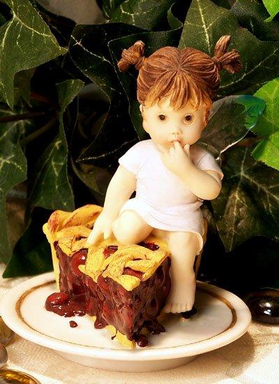 Kitchen Fairy on Pie