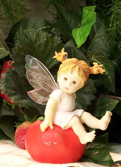Kitchen Fairy on Tomato