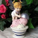 Kitchen Fairy with Ice Cream