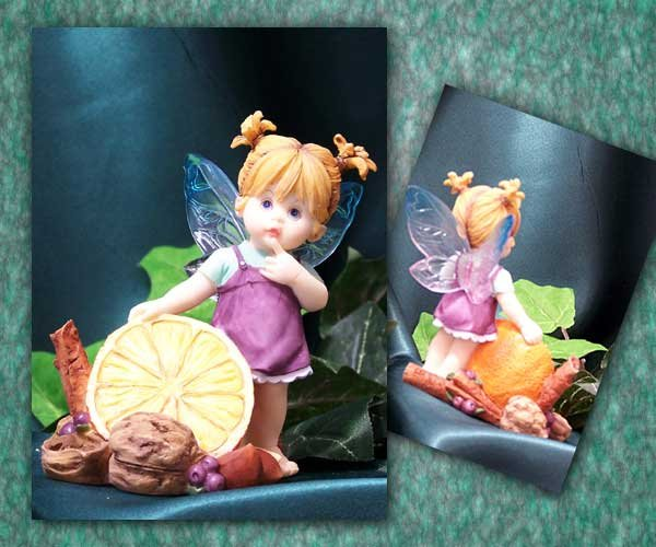 Kitchen Fairy Fruit And Nut