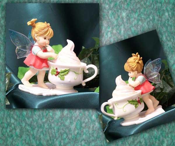 Kitchen Fairy Eggnog