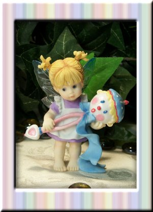 Kitchen Fairy Little Rattle