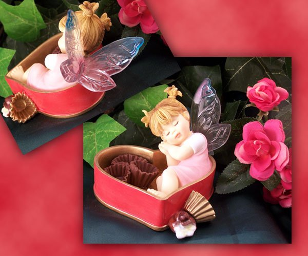 Kitchen Fairy Candy Box