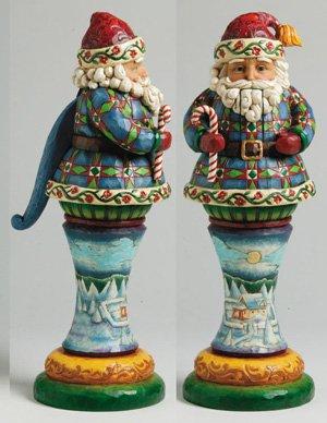 Jim Shore Santa Season Sweets Nutcracker