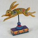 Jim Shore Heartwood Creek Rabbit