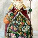 Jim Shore 12 Days of Christmas Santa