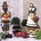 Harvest Collection Pilgrim Couple