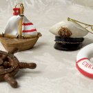 Nauticle Christmas Ornaments