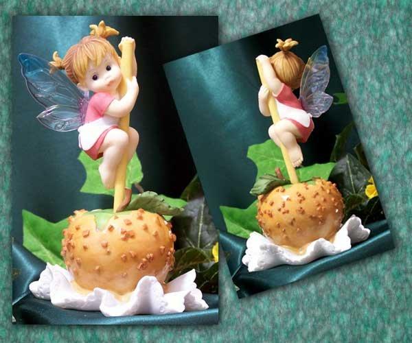 Kitchen Fairy Caramel Apple