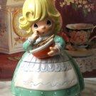Precious Moments Fudge A Little Cookie Jar