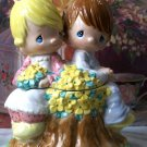 Precious Moments Simply Adorable Cookie Jar