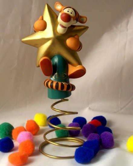 Disney Tigger Tree Topper
