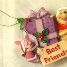 Pooh & Piglet Best Friends Ornament