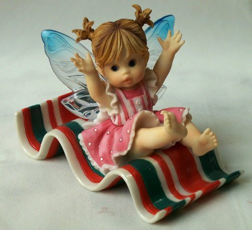 Kitchen Fairy Ribbon Candy Slide