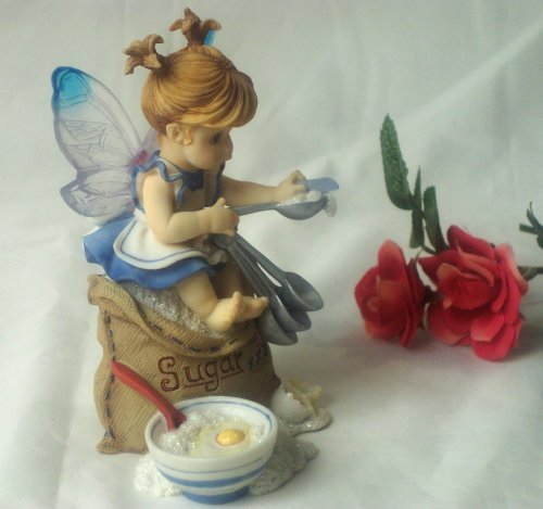 Kitchen Fairy on Sugar Bag