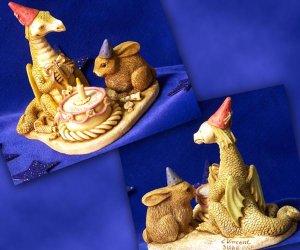 E. Vincent Birthday Dragon
