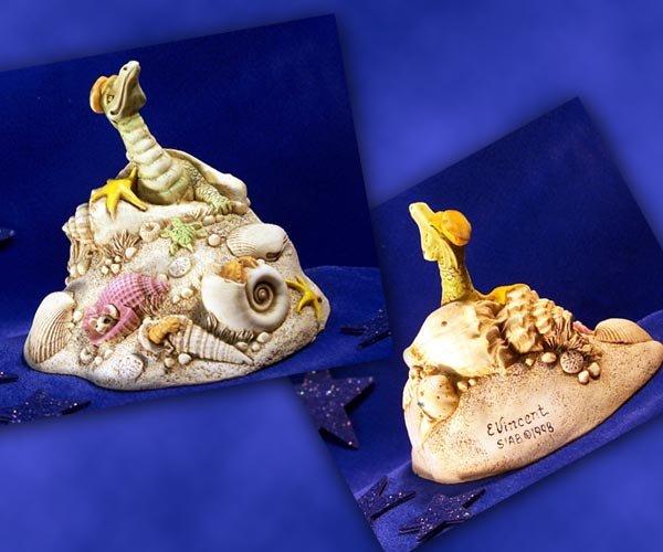 E. Vincent Shells Dragon