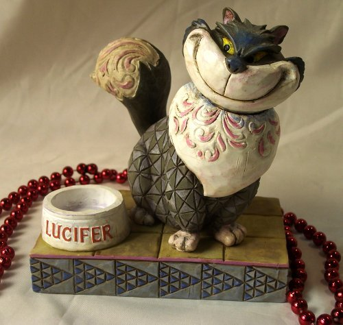 Jim Shore Disney Cinderella Cat Lucifer