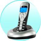 Skype VoIP USB Wireless Phone (Black)