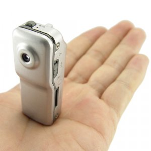Mini DV Camera: World's Smallest Hi-Res Camcorder