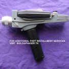 STAR TREK ART ASYLUM PHASER METAL PARTS ATTACHMENT SERVICE STARTING AT $140.00