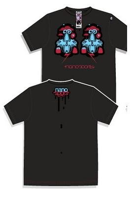 Nanospore T-Shirt - Origins (Large)