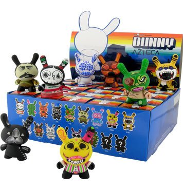 Dunny Azteca- Blind Box Assortment
