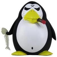 Harold The Cigar Smokin' Penguin- Frank Kozik