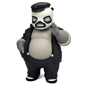 El Panda Classico- by  Gobi & Jerry Frissen