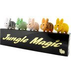 Snorkin' Labbits Jungle Magic- by Frank Kozik