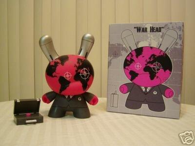 """Shok1 Warhead 8"""" Dunny"""