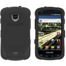TRIDENT Black AEGIS Case for Samsung DROID CHARGE i510 Hybrid SKIN + HARD Cover + Screen Protector