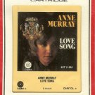 Anne Murray - Love Song Sealed 8-track tape